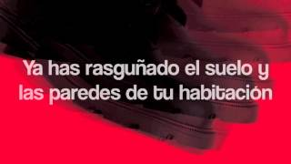 Los Bunkers - Bailando Solo (lyric video)