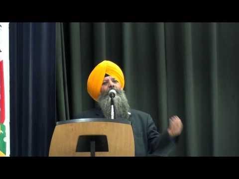 Dr Amarjit Singh KAC -- GGS Parkash Divas& Shahed ...