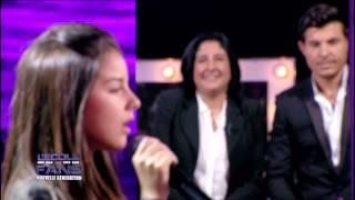 """Romane 13 ans en duo avec Vincent Niclo - """"Adagio"""" - L'Ecole Des Fans Nouvelle Génération - Gulli"""