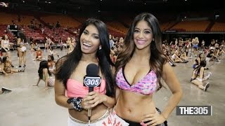2014 Miami Heat Dancer Tryouts & Auditions (NBA)