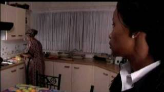 Soul City; DFID funded South African soap opera - AIDS storyline clip