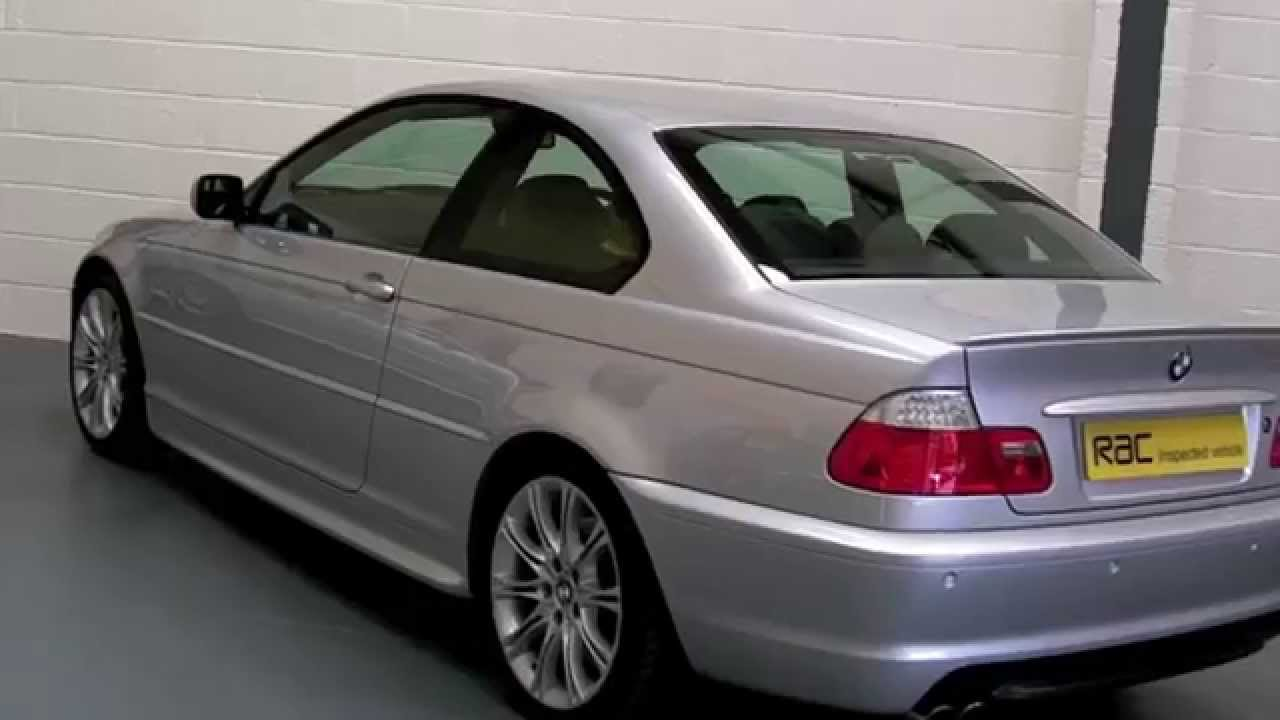 bmw 330ci 3 0 m sport coupe offered for sale at performance direct youtube. Black Bedroom Furniture Sets. Home Design Ideas