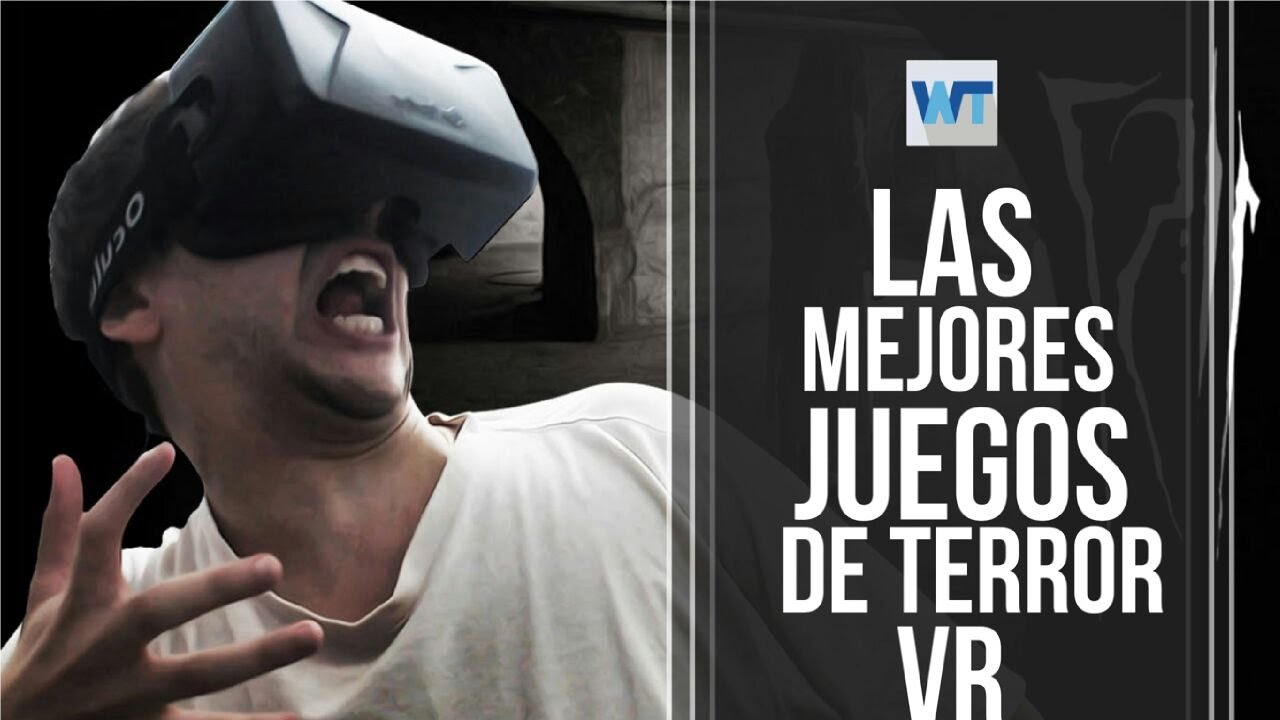 Los Mejores Juegos De Terror Vr Para Realidad Virtual Youtube