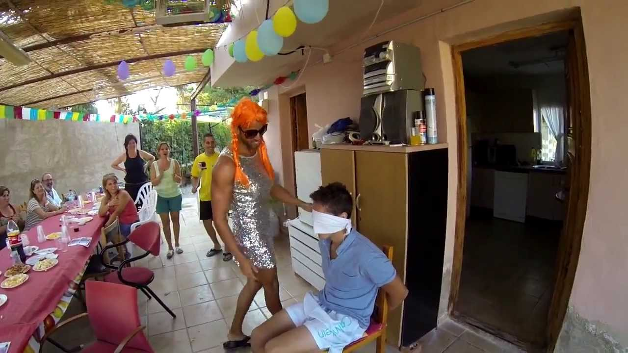 18 cumplea os jc fiesta sorpresa youtube - Cosas para fiestas de cumpleanos ...