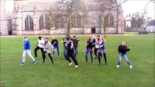 Palance Flashmob Promo | Aberdeen University Dance Society | International Dance Day