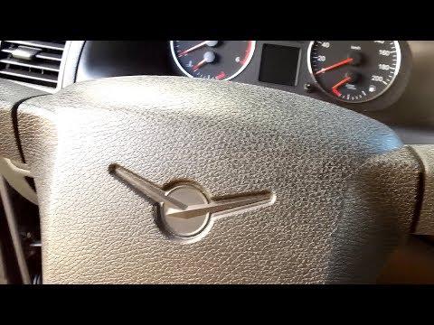 УАЗ Патриот! Почему скрипит руль???
