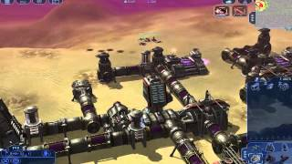Earth 2160 - Eurasian Dynasty Skirmish - One