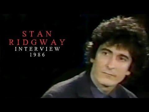 Stan Ridgway interview 1986