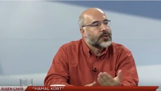 """Mücahit Bilici Ile Son Kitabı """"Hamal Kürt"""" üzerine Söyleşi"""