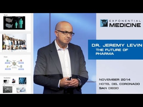 The Future of Pharma with Jeremy Levin
