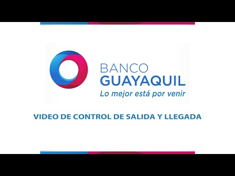 Video de Control Olimpiadas Banco de Guayaquil