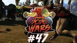 ESKALATION, Krieg und Diebe! | Spandauer Dodo Wars | 47