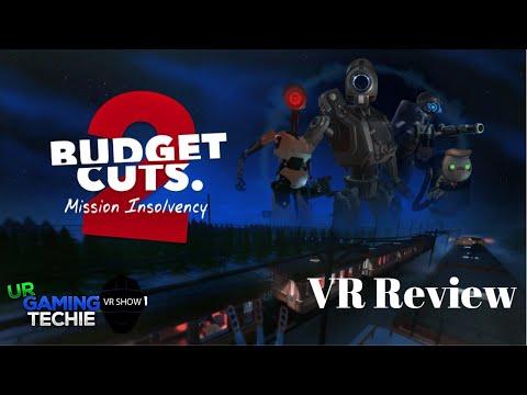 Budget Cuts 2 Oculus Rift Review - Does the Sequel Fair Better?