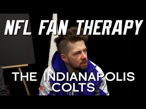 NFL FAN THERAPY: The Indianapolis Colts