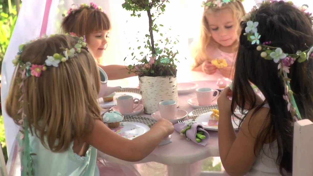 How to make a fairy birthday party flower crown pottery barn kids how to make a fairy birthday party flower crown pottery barn kids youtube izmirmasajfo