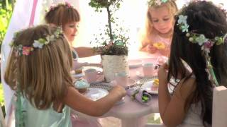 How To Make A Fairy Birthday Party Flower Crown | Pottery Barn Kids