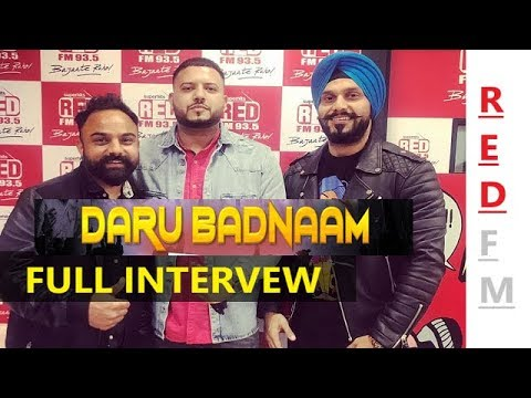 param singh and kamal kahlon interview   lifestyle    daru badnaam singers   live   2018