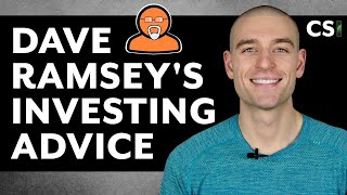 Dave Ramsey's Investing Advice