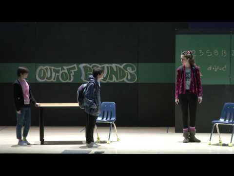 Theatre Group Brings Anti-Bullying Message to Students