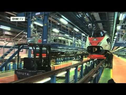 Russia: Death Train   European Journal