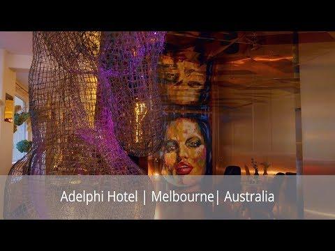 Adelphi Hotel Melbourne