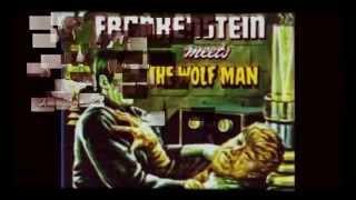 --Frankenstein Meets the Wolf Man--
