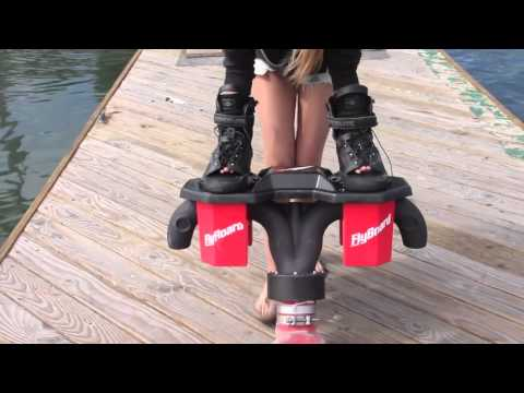 This Is Flyboarding