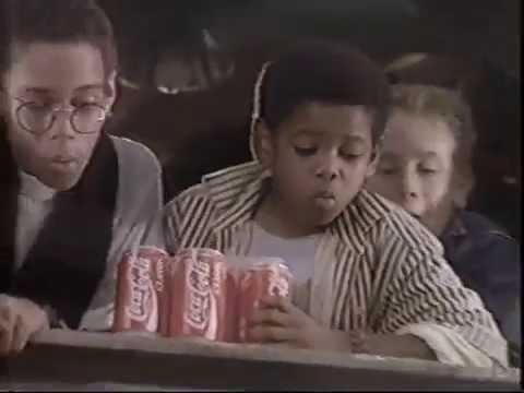 Coca Cola Commercial 1990   Michael Jordan