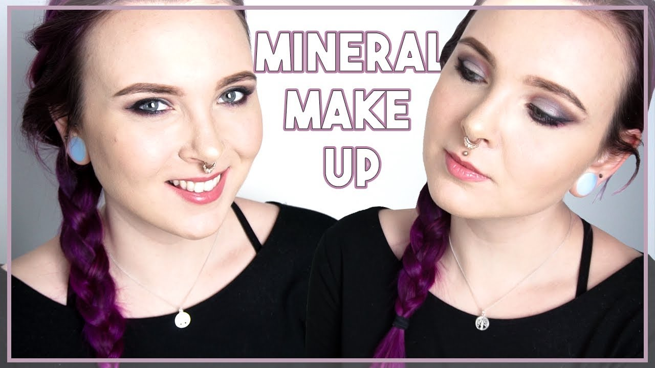 Make Up Gewinnspiel Full Face Look Mineral Make Up Only Vegane Naturkosmetik Von Angel Minerals Gewinnspiel