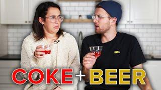 People Try Bizarre Drink Combinations