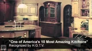 Kitchen Expo | La Jolla, Ca | Custom Exotic Wood Cabinetry