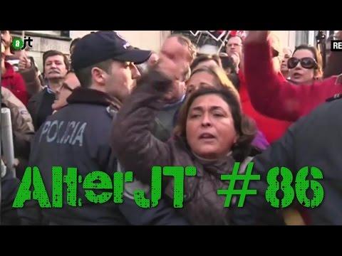 AlterJT #86: Etat d'urgence, Bomspotters, Taubira interpellée, migrants déportés
