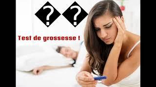 Quand faire un test de grossesse ?? Les meilleures explications