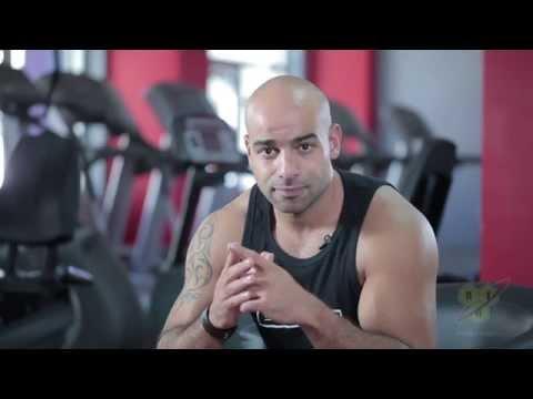 تدرب مع المحترف – برنامج إنقاص الوزن – الأسبوع 1 من 5