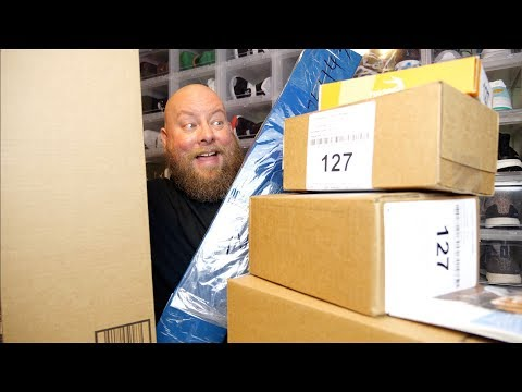HUGE Mail Day Unboxing Featuring Packages Sent To Me From Companies Located All Over The World