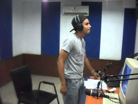 Daniel Ross en programa Beat by Beat Radio CMKS Guantánamo 2014