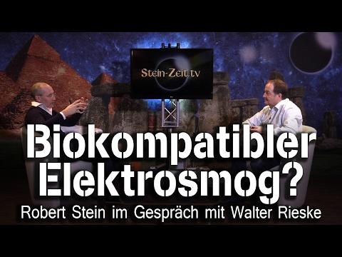 Biokompatibler Elektrosmog? - Walter Rieske bei SteinZeit