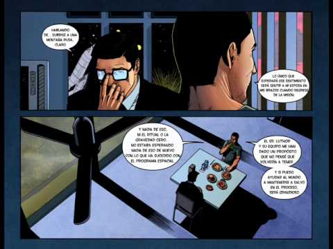 Smallville Temporada 11 Comic # 5