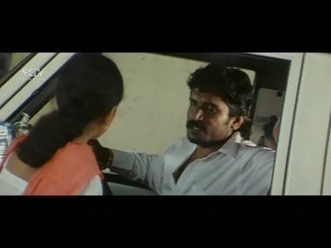 Tharun killed Rowdy in Saloon, for misusing Girl   Kannada Best Scenes   Shemaroo Kannada