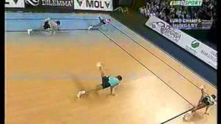 C.Europa Aeróbic - Debrecen 2003 - Grupo - España