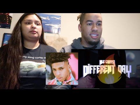 NLE Choppa- Different Day (reaction)