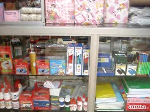 Libreria bazar luissergio y xiomara 001 youtube - Librerias de pared ...