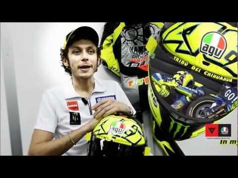 Intervista in italiano a Valentino Rossi 2013