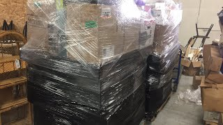 I bought 6 pallets of TGT Overstock: unboxing part 2