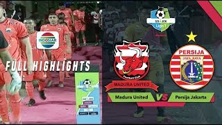 Download Video Madura United (0) vs (1) Persija Jakarta - Full Highlights | Go-Jek Liga 1 bersama Bukalapak MP3 3GP MP4