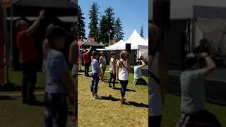 🇨🇦 Fusion festival dance