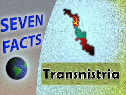 7 Facts about Transnistria