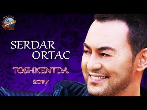 Serdar Ortaç Toshkentda - 2017 yilgi konsert dasturi