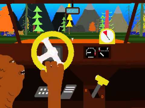 Let's Play Enviro-Bear 2000: Reflections on Mankind and Anthropocentrism