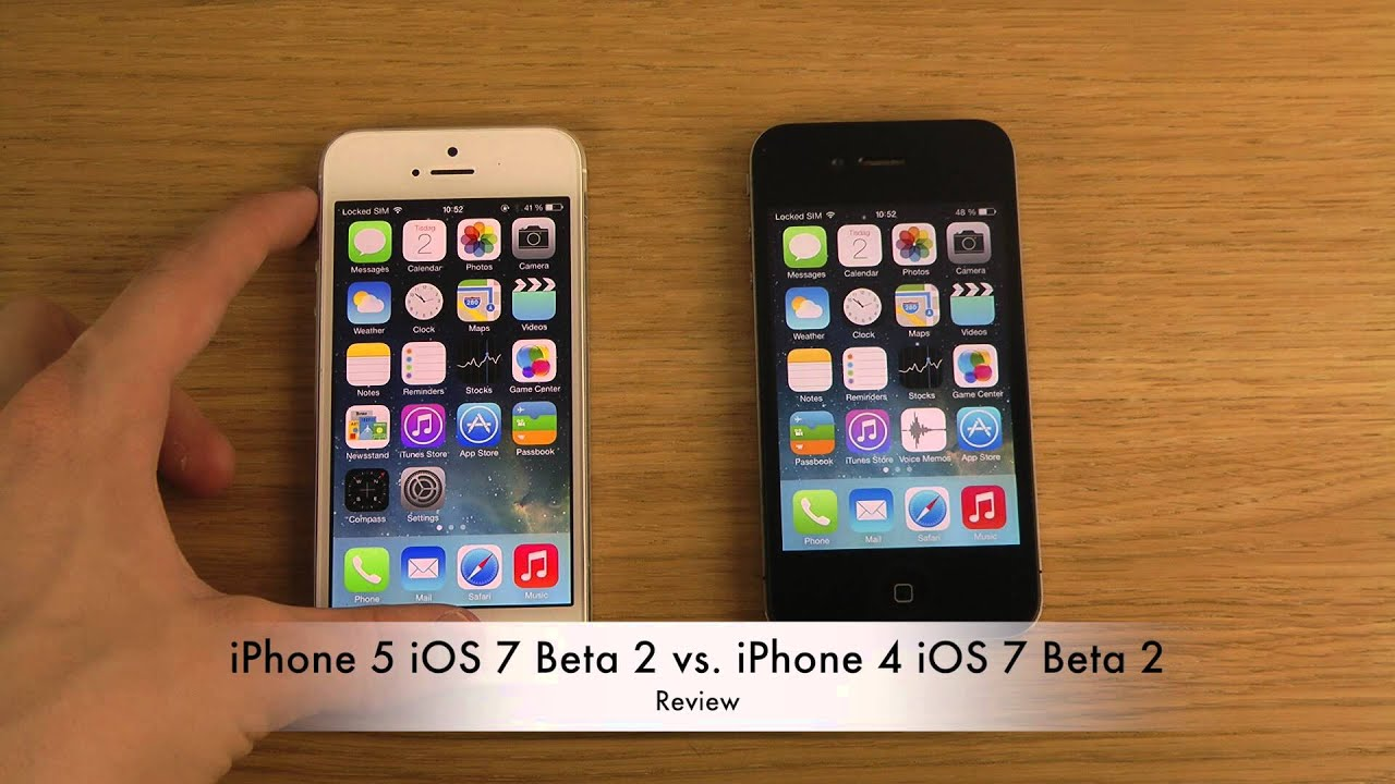 iphone 4 ios 7 iphone 5 ios 7 beta 2 vs iphone 4 ios 7 beta 2 review 14385